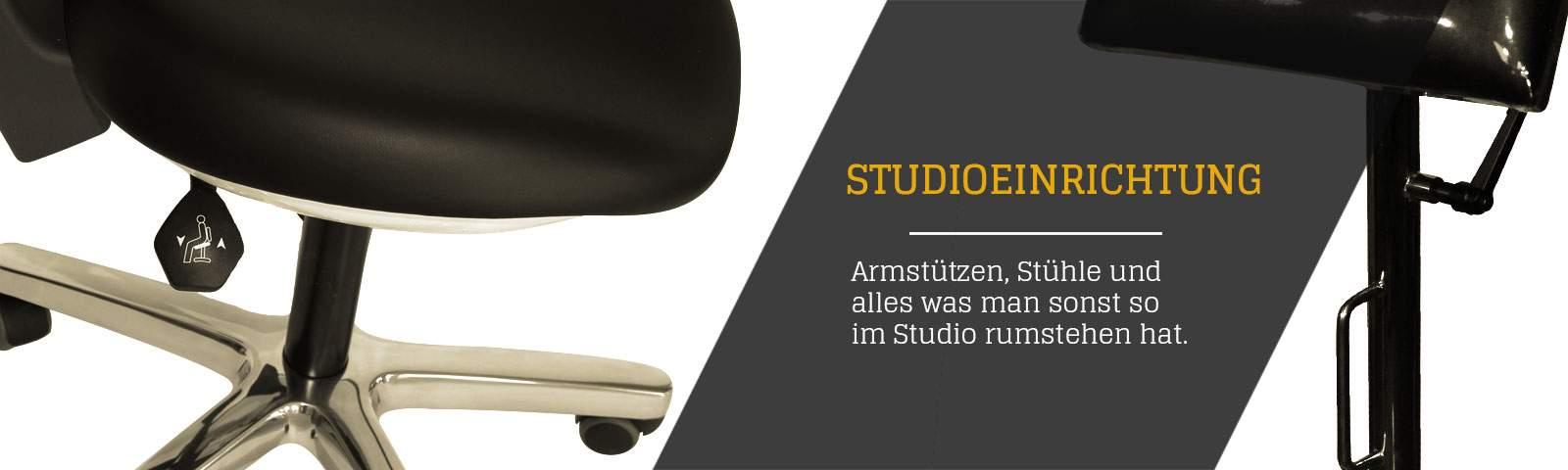 Studioeinrichtungen