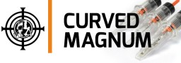 Curved Magnum Tattoo Needles allow...