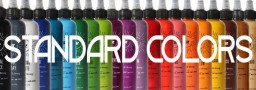 Radiant Standard Colors
