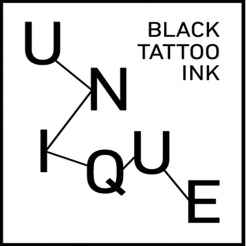 UNIQUE Black Tattoo Ink