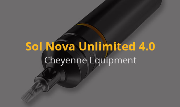 SOL NOVA UNLIMITED 4.0 - With even more power!
