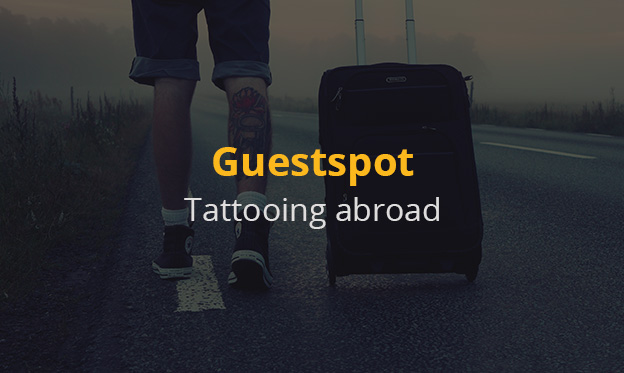 Tattooing abroad - The advantages of a guest spot