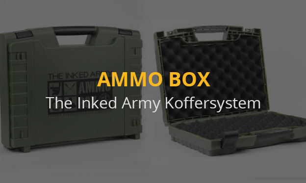 The Inked Army - AMMO BOX - Koffer-System