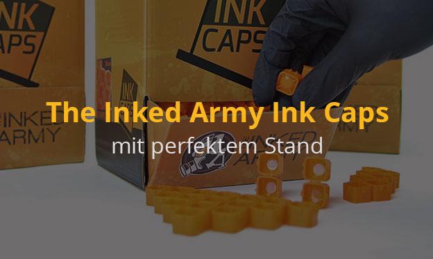 INK CAPS mit perfektem Stand