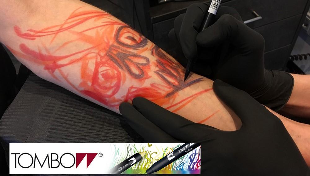 Free Hand Artworks in Kürze erledigt
