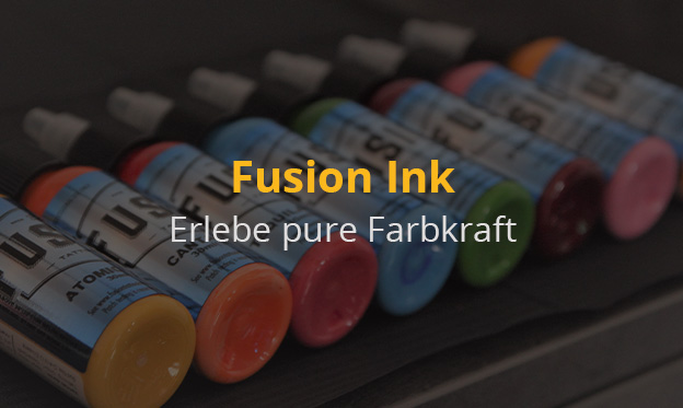 Fusion Ink - Erlebe pure Farbkraft!