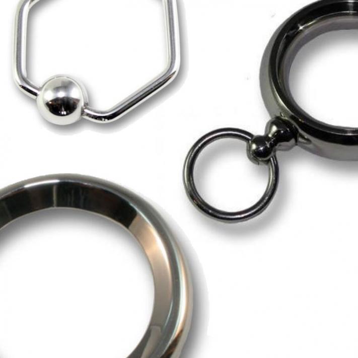 enkelt penis ring leketøy