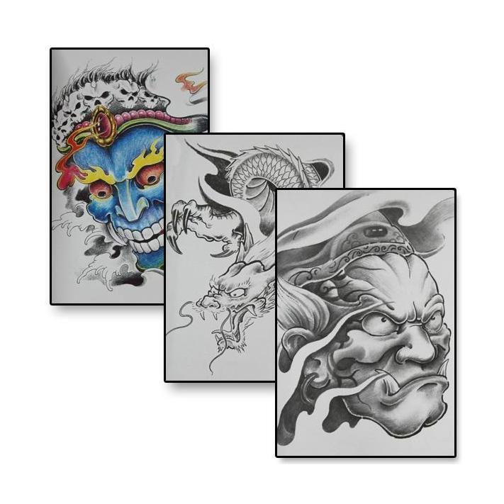 crack tattoo book 2 26 95. Black Bedroom Furniture Sets. Home Design Ideas