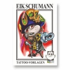 Eik Schumann - Tattoo Sketches