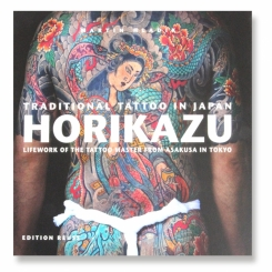 Horikazu - Traditional Tattoo in Japan
