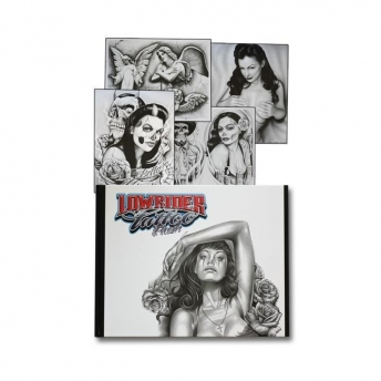 Lowrider Flashbook from Jose Lopez