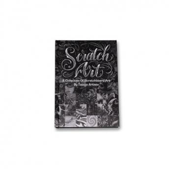 Scratch art by tattoo artists #1