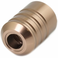 One Inch - 25 mm - bronze