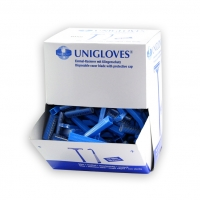 Unigloves -  Blue - 1 blade - 100 pc/pack