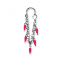 Chain and Pink Spike