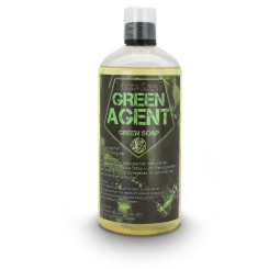 The Inked Army - Green Soap - 1 liter