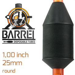 THE INKED ARMY - BARREL - Disposable Tattoo Grip - Ø 25...