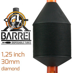 THE INKED ARMY - BARREL - Disposable Tattoo Grip - Ø 30...