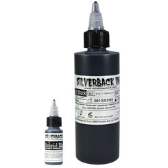 SILVERBACK INK - Stupid Black