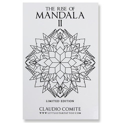 The Rise of Mandala II - Limited Edition - by Claudio Comite