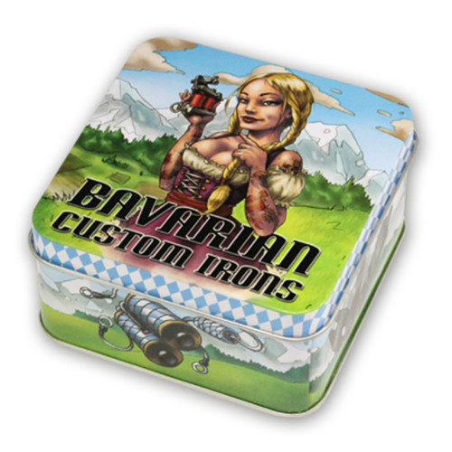 Bavarian Custom Irons - Tattoo Maschine - Hamburg