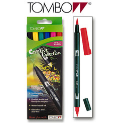 TOMBOW - ABT Dual Brush Pen - Verschiedene Sets