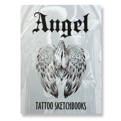 Angel Tattoo Sketch Book