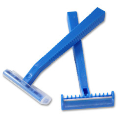Disposable Razors Blade - Blue -100 pc/pack