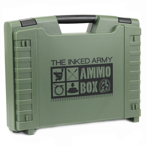 Inked Army - AMMO BOX suitcase - different types available