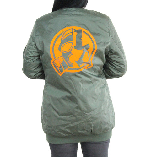 The Inked Army - Ladies - Long Bomber Jacket