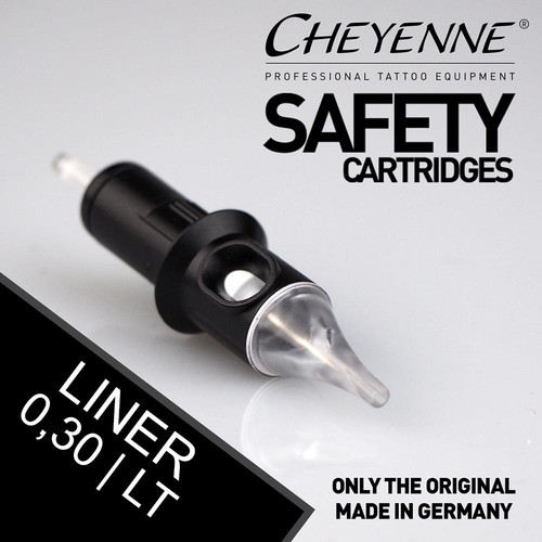 CHEYENNE - Safety Cartridges - Liner - 0,30 - LT
