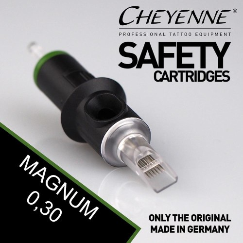 CHEYENNE - Safety Cartridges - Magnum - 0,30