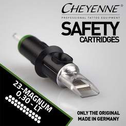 CHEYENNE - Safety Cartridges - 23 Magnum - 0,30