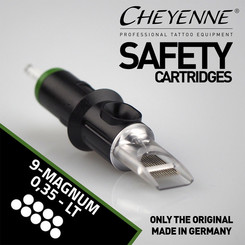 CHEYENNE - Safety Cartridges - 9 Magnum - 0,35