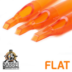 THE INKED ARMY - BARREL - Disposable Tattoo Tip- Plastic...