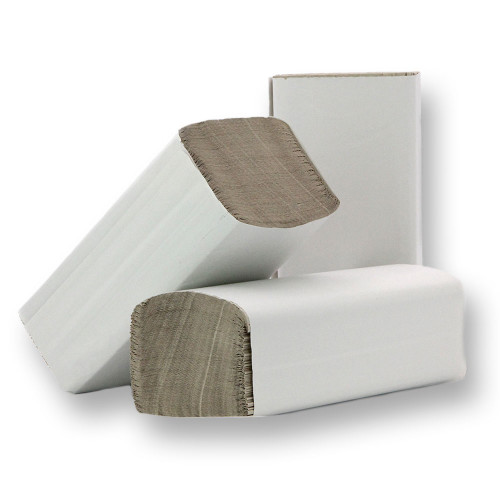Folded paper hand towels - 1 carton with 20 pack