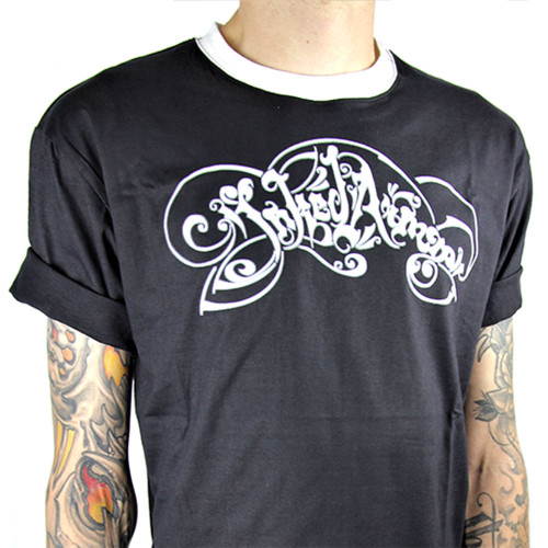 The Inked Army - Gents - T-Shirt- Black
