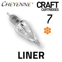 CHEYENNE - Craft Cartridges - 7 Liner - 0,30