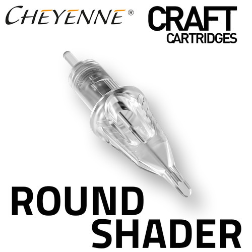 CHEYENNE - Craft Cartridges Round Shader