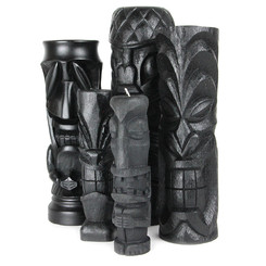 TIKI Skulptur - Black Edition