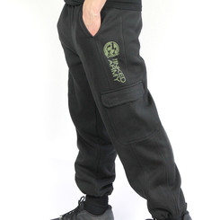 The Inked Army - Gents - Cargo Sweatpants - Black M