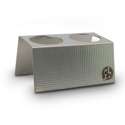 THE INKED ARMY - Stainless steel cup stand - Duo