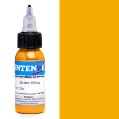 INTENZE INK - Tattoo Farbe - Golden Yellow