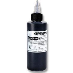 SILVERBACK INK - Tattoo Color - Insta Black 120 ml