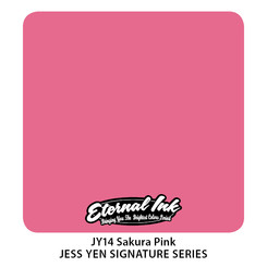 ETERNAL INK - Tattoo Farbe - Jess Yen - Sakura Pink - 60 ml
