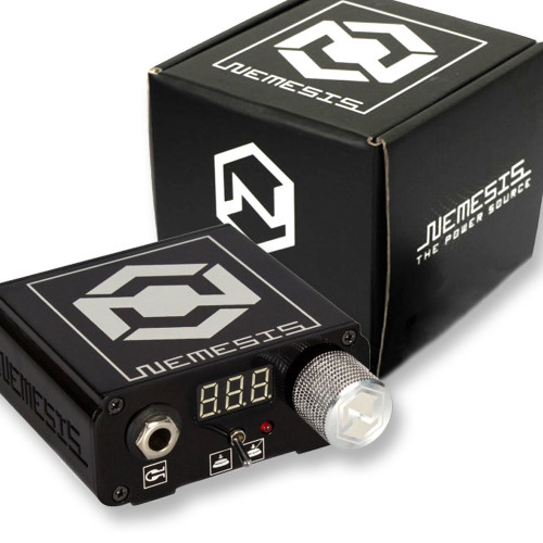 NEMESIS - Power Supply - Schwarz