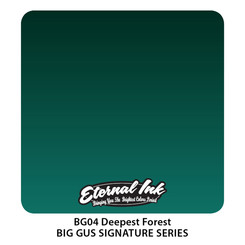 ETERNAL INK - Tattoo Color - Big Gus - Deepest Forest -...
