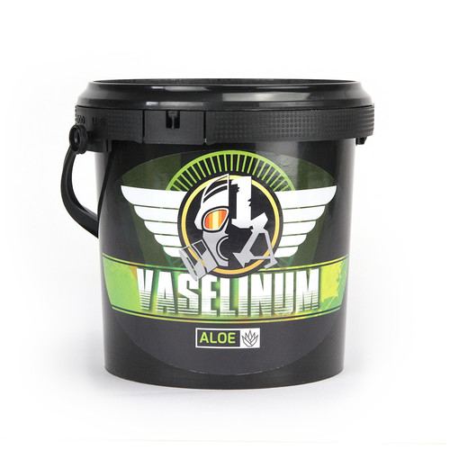 THE INKED ARMY - Vaselinum Aloe - with Aloe Vera Extract - Content 1000 ml