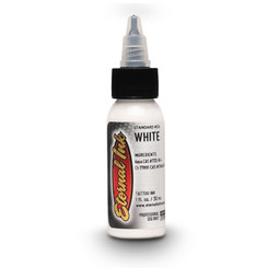 ETERNAL INK - Tattoo Farbe - White