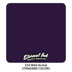 ETERNAL INK - Tattoo Farbe - Wild Orchid